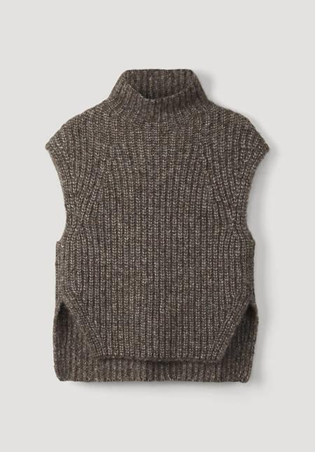 Limited by Nature Pullunder aus Alpaka mit Pima Baumwolle