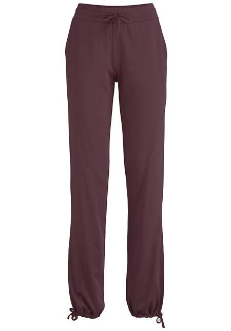 Lounge pants made of organic cotton and TENCEL ™ Modal