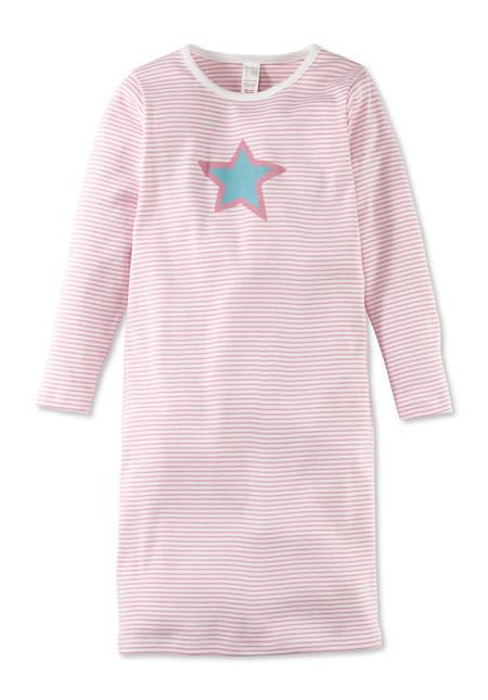 Mädchen Nachthemd aus reiner Bio-Baumwolle
