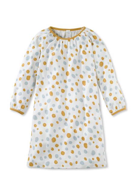 Mädchen-Nachthemd aus reiner Bio-Baumwolle