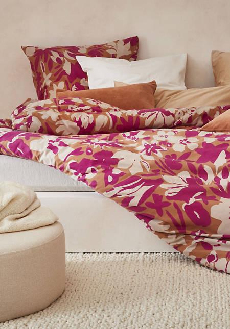 Maija beaver bed linen made from pure organic cotton