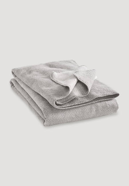 Malmö blanket made from pure organic cotton