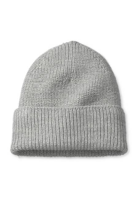Mütze aus reinem Alpaka