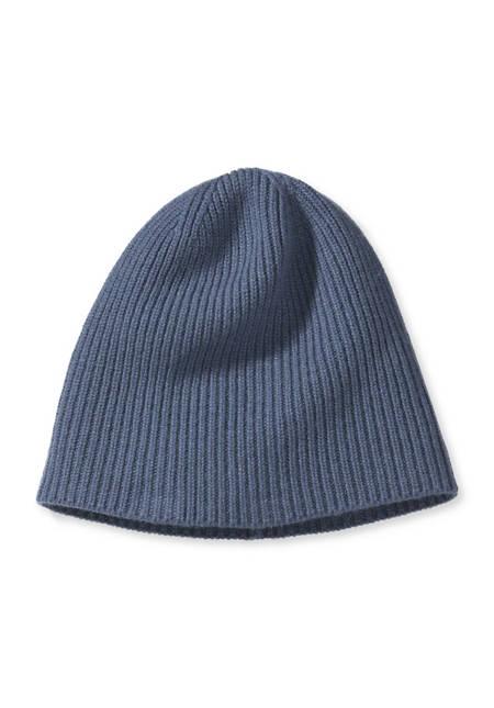 Mütze aus reinem Kaschmir