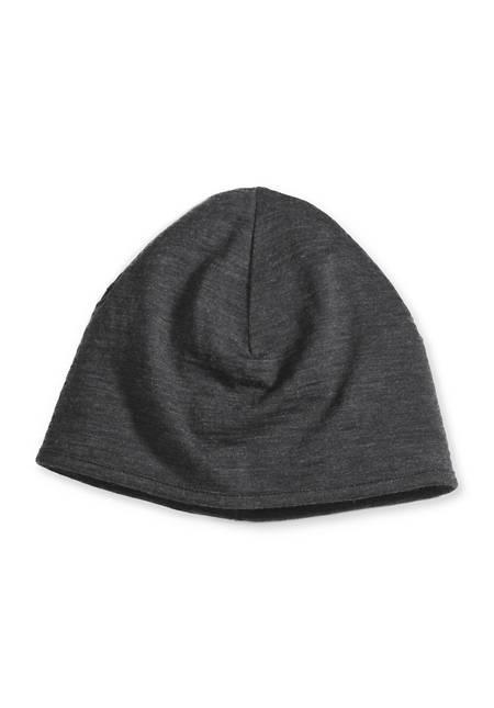 Mütze aus reiner Merinowolle