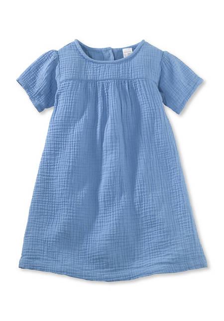 Muslin dress made from pure organic cotton