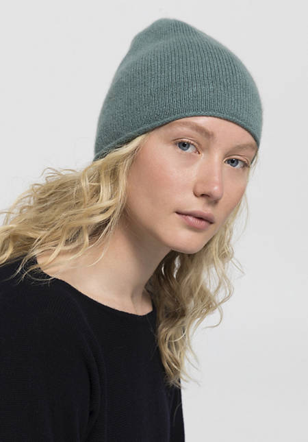 New wool hat with cashmere