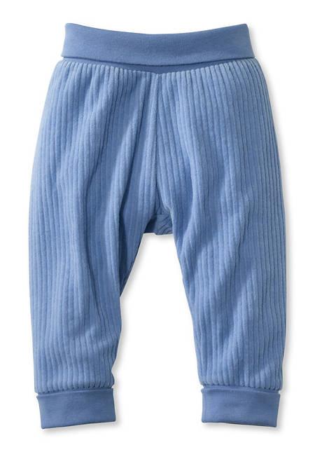 Nicki-Hose aus reiner Bio-Baumwolle