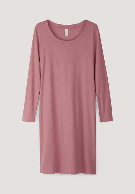 Nightdress made from pure organic cotton