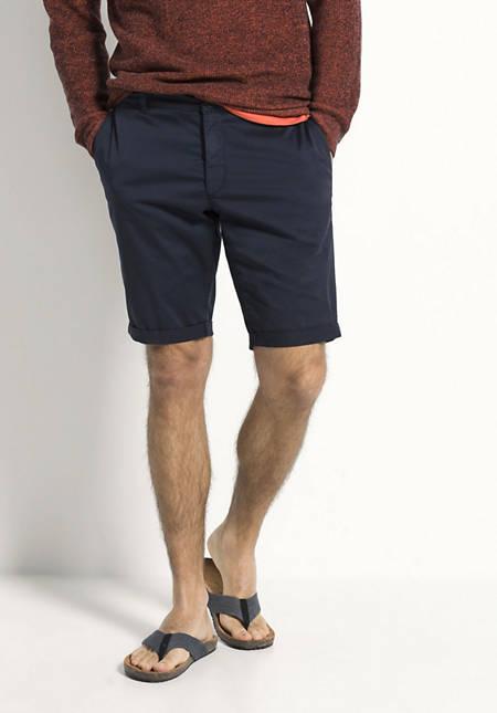 Organic cotton Bermuda shorts