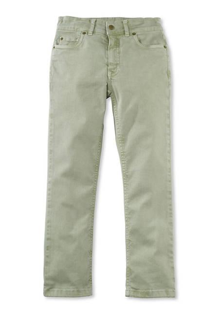 Organic cotton jeans