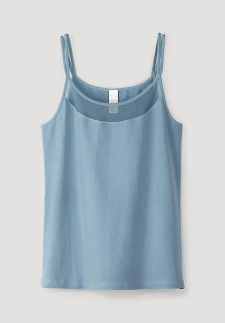 Organic cotton top