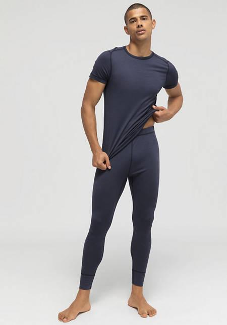 Organic merino wool leggings