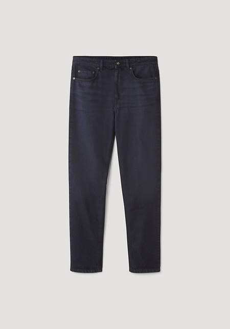 Over Dye Jeans Max Tapered Fit aus reinem Bio-Denim