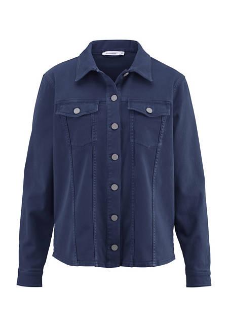 Overshirt made of organic cotton