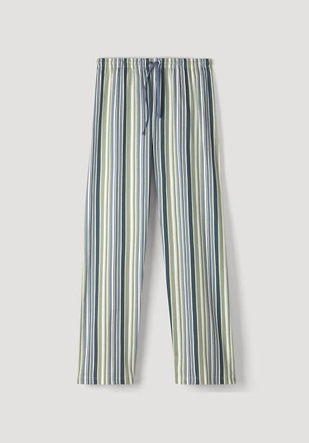 Pajama pants made from pure organic cotton