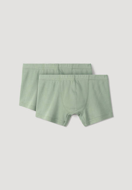 Pants PureDAILY in a set of 2 made of pure organic cotton