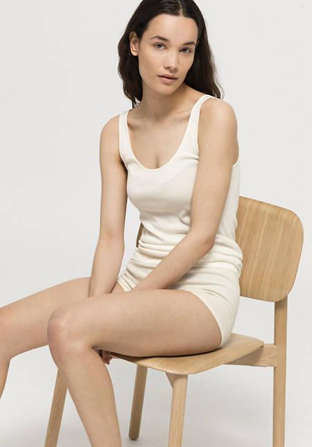 Panty PureNATURE aus reiner Bio-Baumwolle