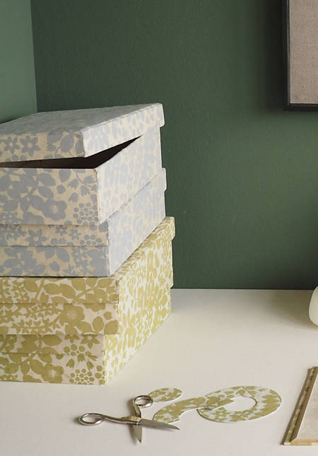 Paper box Leila