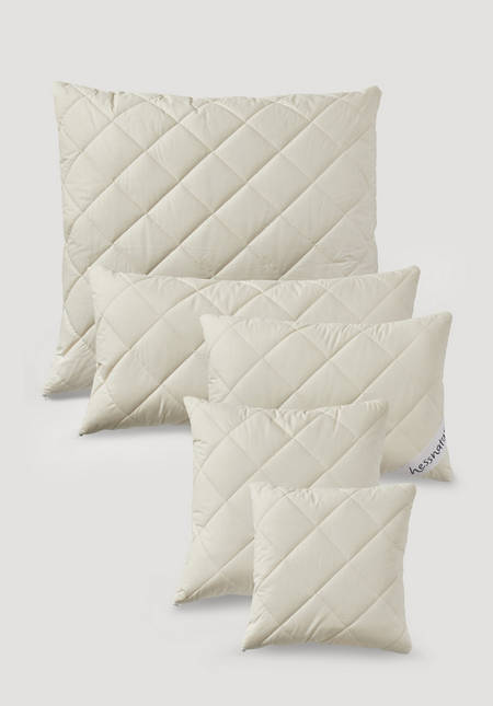 Pillows made from pure organic cotton