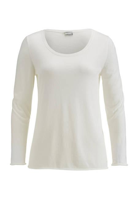 Pullover aus Bio-Baumwolle und Modal