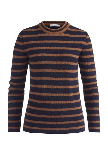 Pullover aus reinem Alpaka