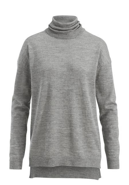 Pullover aus reinem Royal Alpaka