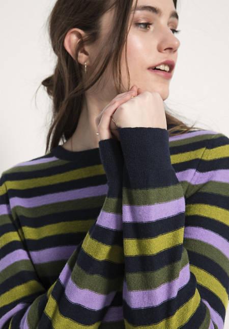 Pullover aus reiner Bio-Lambswool