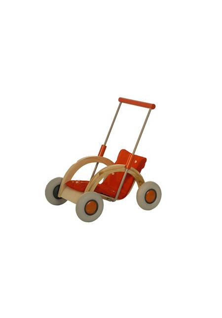Puppenwagen Sibis Troll (inkl. Fußsack)