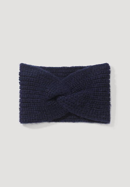 Pure alpaca headband