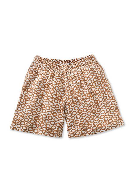 Pure organic cotton shorts