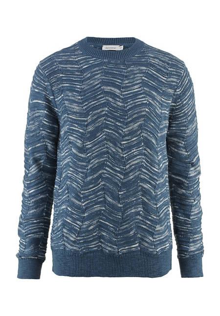 Pure organic cotton sweater
