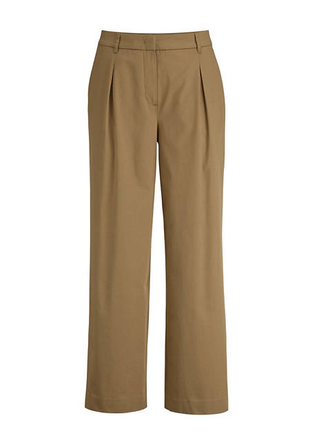 Pure organic cotton trousers