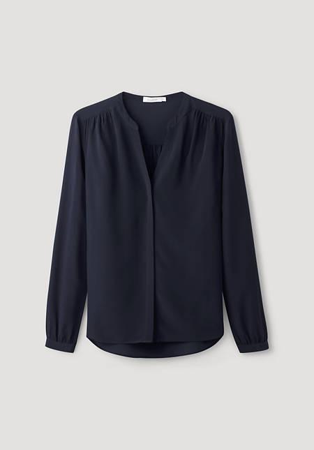 Pure silk blouse