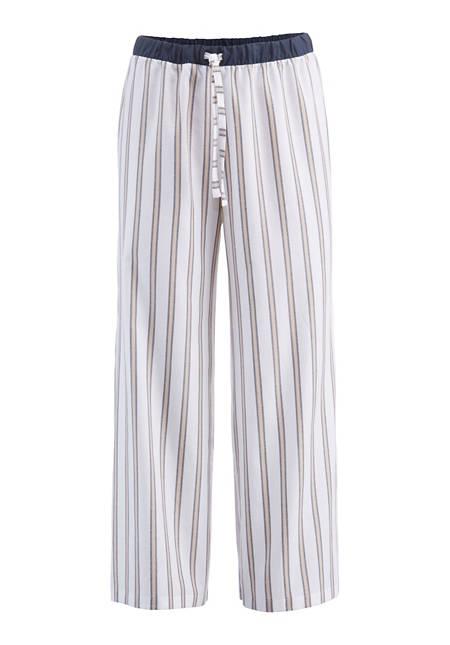 Pyjama-Culotte aus reiner Bio-Baumwolle