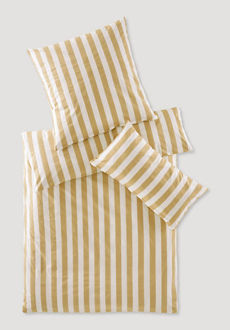 Renforcé Cannes bed linen made from pure organic cotton