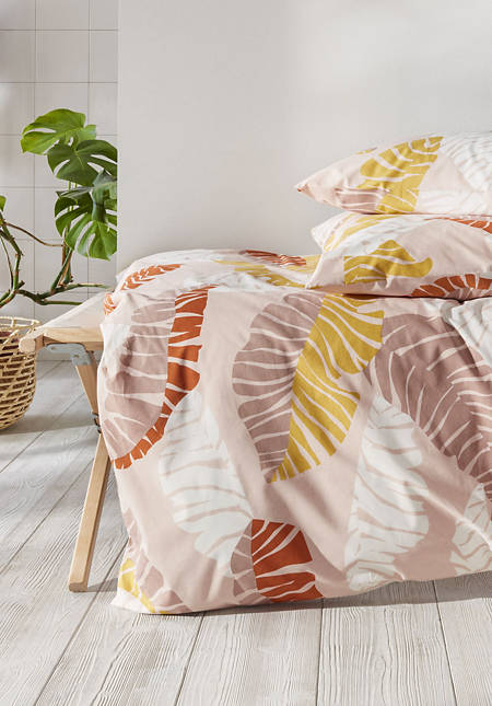 Renforcé Jungla bed linen made from pure organic cotton