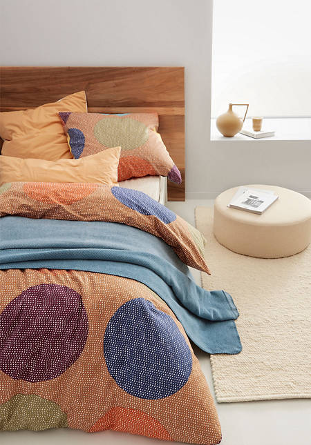 Renforcé Rondo bed linen made from pure organic cotton