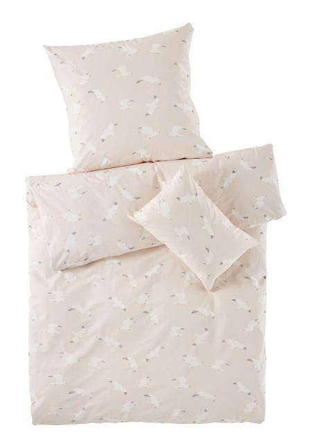 Renforce Bettwäsche aus reiner Bio-Baumwolle