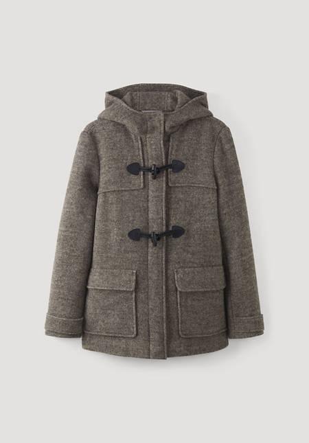 Rhön-Jacke Limited by Nature aus reiner Schurwolle