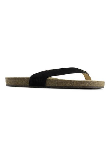 Sandal / Black Suede