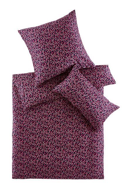 Satin-Bettwäsche Millie aus reiner Bio-Baumwolle