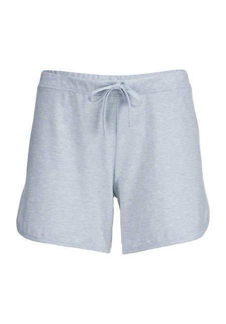Schlaf-Shorts aus reiner Bio-Baumwolle