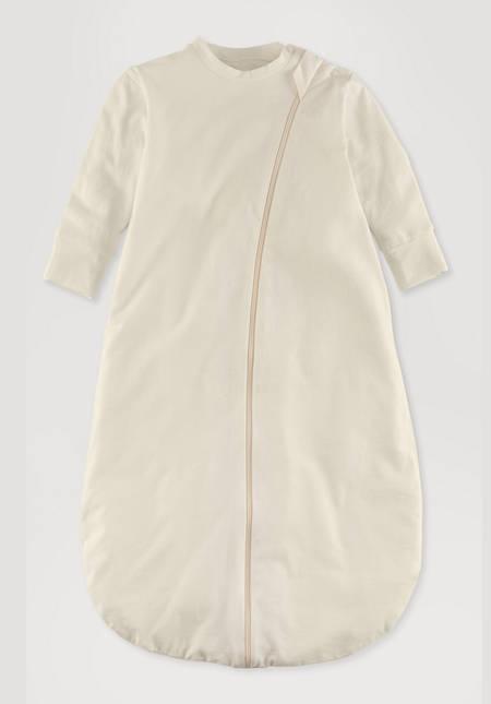 Schlafsack aus reiner Bio-Baumwolle