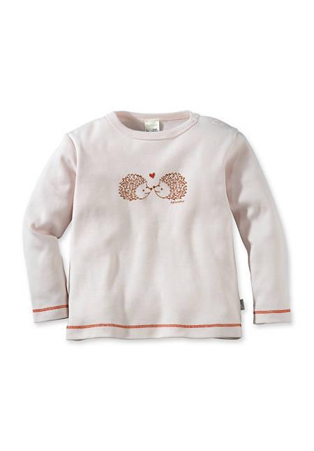 Shirt Mädchen aus reiner Bio-Baumwolle