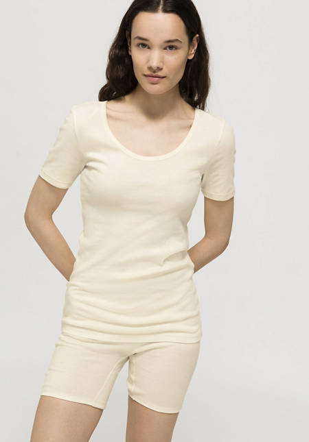 Shirt ModernNATURE made of pure organic cotton