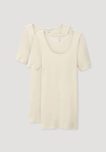 Shirt PureNATURE aus reiner Bio-Baumwolle