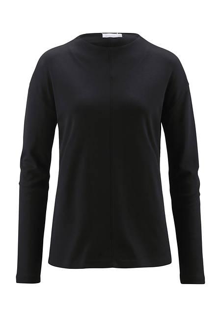 Shirt aus Modal und Baumwolle