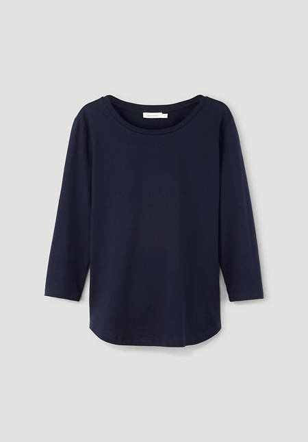Shirt made from pure organic cotton