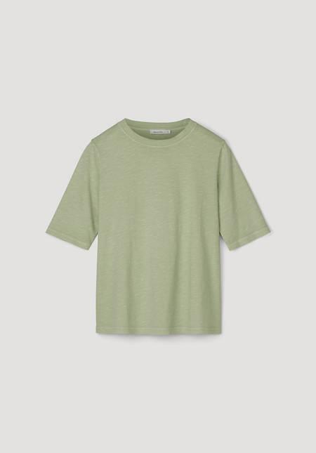 Shirt mineralgefärbt aus reiner Bio-Baumwolle